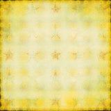 Shabby starburst pattern Stock Image