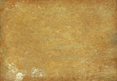 Shabby striped wood-fiber board Royalty Free Stock Image