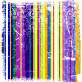Shabby stripes Royalty Free Stock Images