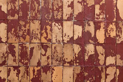 Shabby tiles Royalty Free Stock Images