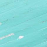 Shabby turquoise Wood Background Stock Image