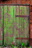 Shabby Wooden Gate Royalty Free Stock Images