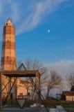 Shabla`s lighthouse Royalty Free Stock Image