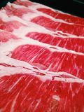 Shabu beef Royalty Free Stock Photography