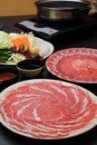 Shabusahbu Sukiyaki stock images