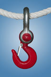 Shackle and Hook Royalty Free Stock Photos