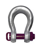 Shackle isolated Stock Photo