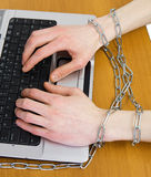 Shackled Stock Images