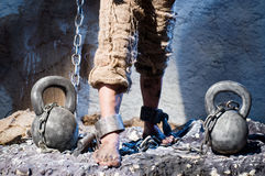 Shackles Stock Photography