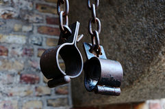 shackles Fotografia Stock Libera da Diritti
