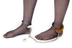 Shackles Royalty Free Stock Images