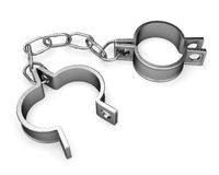 Shackles Stock Photo