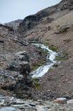 Shackleton's Trail Stock Photo