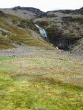 Shackleton waterfall Stock Photos
