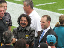 Shad Khan Stock Image