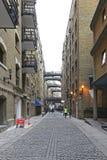 Shad Thames Bridges image libre de droits