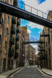 Shad Thames, Londen Royalty-vrije Stock Foto's