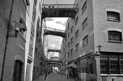 Shad Thames London - England United Kingdom Stock Photo