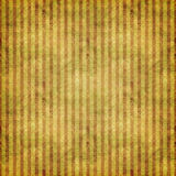 Shaded Gold Grungy Stripes Stock Image