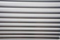 Shades. Abstract detail of window shades stock photos