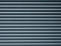 Shades. Horizontal linear shades texture stock photo