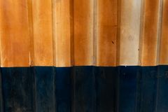 Shades of rust. royalty free stock image