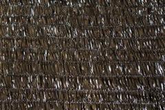 Shading net pattern. Black shading net pattern background Stock Photos