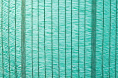 Shading net. Texture background Green shading net stock photos