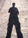 Shadow_1 Stock Foto's
