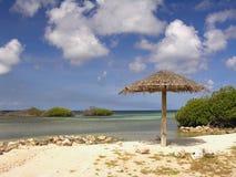 Shadow. Spanish Lagoon / Aruba Stock Photography