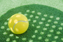 Shadow ball Royalty Free Stock Images