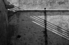 Shadow detail in Saint Sebastian Fort Royalty Free Stock Image