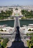 Eiffel Tower , Paris, France Royalty Free Stock Photos