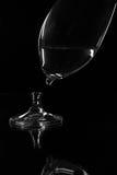 Shadow Glass Royalty Free Stock Photos