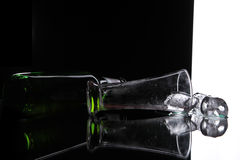 Shadow Glass Stock Photography