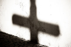 Shadow of the Lord Stock Photography