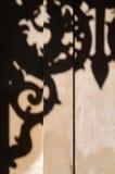 Shadow Pattern Stock Photo