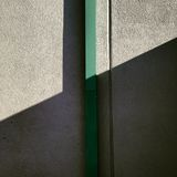 Shadow play on the wall Royalty Free Stock Photography