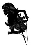 Shadow Puppet: Vector Royalty Free Stock Photography