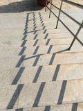 Shadow, Road Surface, Walkway, Line royalty free stock photos