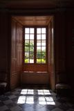 Shadow window Royalty Free Stock Photography