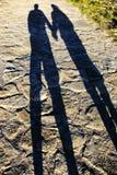 Shadows Royalty Free Stock Photos