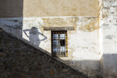 Shadows of Latin America royalty free stock photo