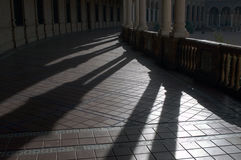 Shadows 2 Stock Photography