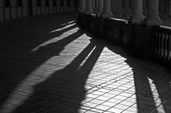 Shadows 2 Stock Photos