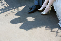 Shadows Stock Photography