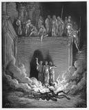 Shadrach, Meshach, et Abednego Image libre de droits