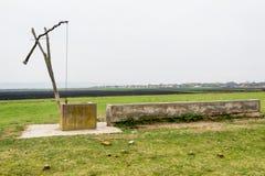 Shaduf Fotografie Stock Libere da Diritti