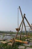 Shaduf Fotos de Stock