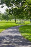 Shady Lane Park Royalty Free Stock Images